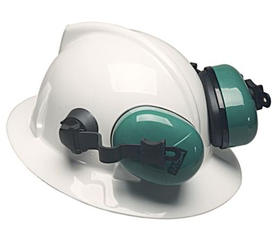 Helmet-Mounted, Passive, for Non-Slotted Full Brim Hats